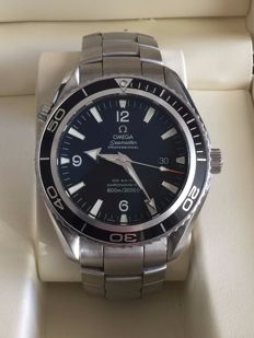 Omega - Seamaster Planet Ocean Professional Co-axial - 2201.50.00 - Heren - 2000-2010