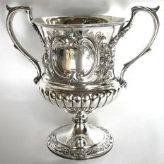 Sterling silver presentational cup, Edinburgh 1813, George McHattie