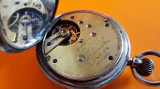 Swiss pocket watch examined by J.W. Benson, London 1920