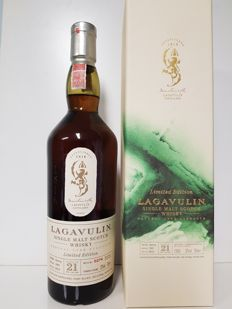 Lagavulin 1991 21 years old - OB
