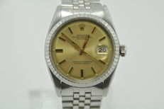 Rolex - Oyster Perpetual Datejust - 1603 - Men