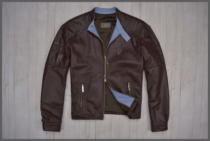 Christian Dior - Leather Jacket