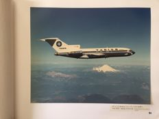 Collection of Boeing factory aircraft posters