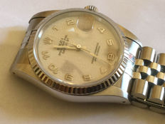 Rolex Datejust 16234 – Men's watch – Year: 1990