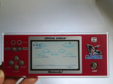Game & Watch Crystal Screen  - Climber