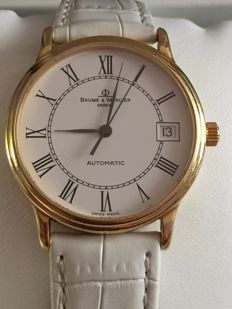 Baume & Mercier - Classima Automatic 18 kt Gold - MV 045075 - Damer - 2000-2010
