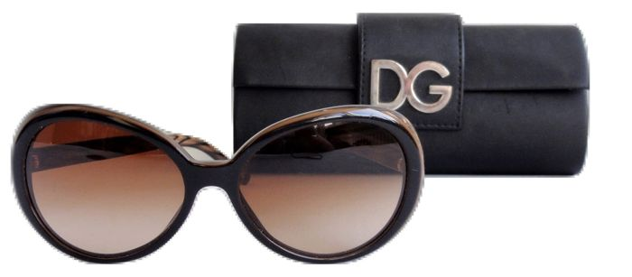 Dolce   Gabbana - sunglasses - including storage box - unisex ... 4713a592f050f