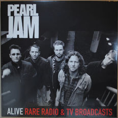 Lots Of 4 Live Albums Off Pearl Jam, Alive Rare Radio & TV Broadcasts,  Live At The Fox Theatre, Atlanta GA. April 3 1994, Seattle 1995: Self Pollution Radio Broadcast, Hollywood Palladium 1991, Westwood One FM Broadcast