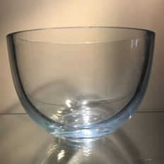 Strombergshyttan Scandinavian large crystal cup