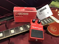 Boss SP-1 silver screw with Box Rare!