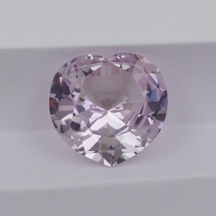 Kunzite – Purplish Pink – 40.41 ct