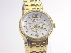 Versus by Versace - Gold plated - Women's watch - 23 - Year 2017 - Never worn