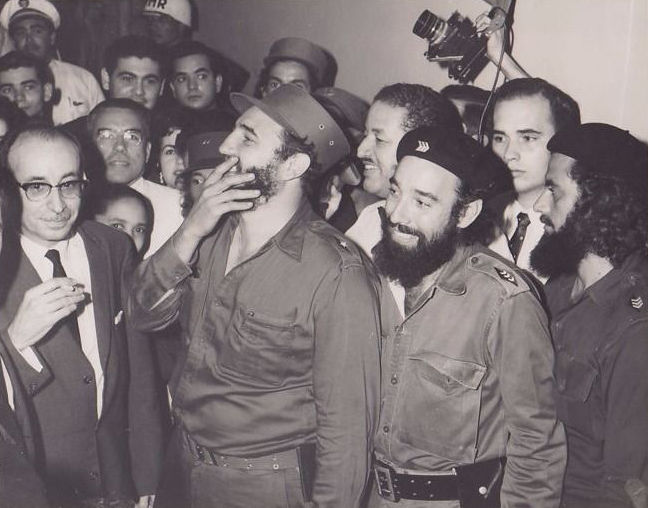 Uknown - Fidel Castro - 1959 and 1960's