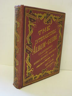 Alfred Brocas - The International Album-Guide, illustrated - 1896
