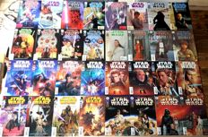 Collection Of Dark Horse Comics - Star Wars Movie Adaptations & Tie-In Comics - X32 SC - (1997/2005)