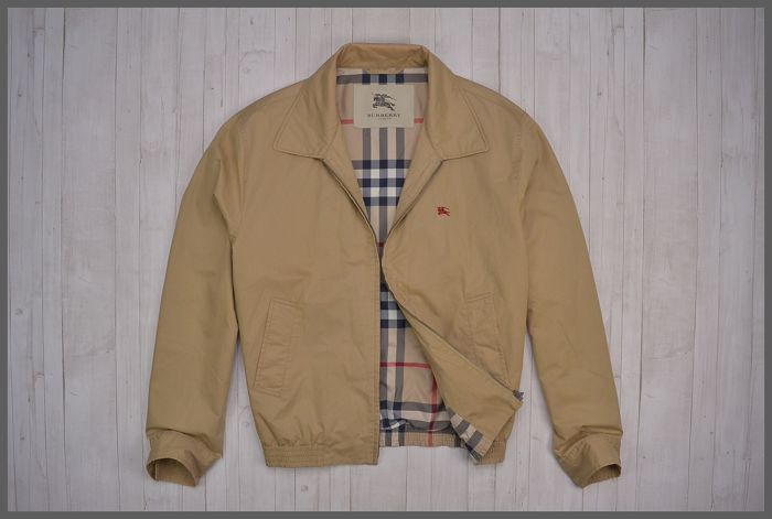 Burberry London - Harrington Jacket
