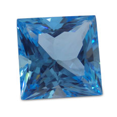 16.46 ct - Blue Topaz  - No Reserve Price