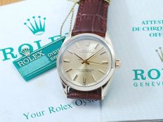 Rolex 14K Gold Capped Oyster Perpetual Automatic Watch!