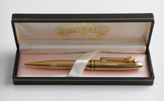 Warner Bros gold plated ballpoint pen in gift box
