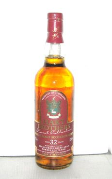 Glenburgie 1968 32 years old - 70cl - 52,6% - Hart Brothers Finest Collection