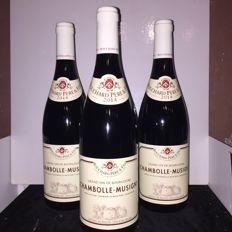 2014 Chambolle Musigny, Bouchard Pere et Fils x 3 bouteilles