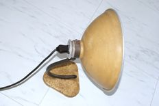 Industrial table or wall light