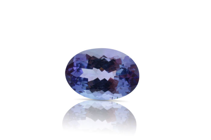 1.95 ct - Tanzanite  - No Reserve Price