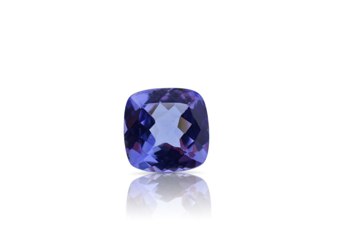 2.21 ct - Tanzanite  - No Reserve Price