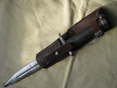 Swedish bayonet M 96