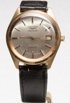 VINTAGE LONGINES ADMIRAL AUTOMATIC ANTIMAGNETIC 1970