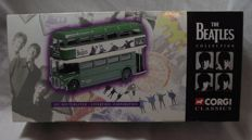 Large scale 1997 Corgi Classics 35006 The Beatles Routemaster Bus Liverpool Corporation