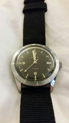 Orvin - Dive Watch  - Heren - 1960-1969