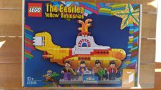 Lego Ideas - 21306 - The Beatles Yellow Submarine
