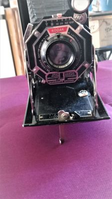 Kodak Bellows: Six-16, year (1932-1936) 20th century (made in USA)
