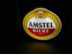 AMSTEL neon sign