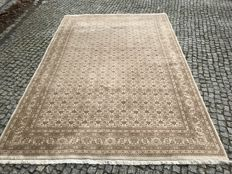 Indo-HERATI -Orient Rug with Persian Design 300x200cm -hand knotted