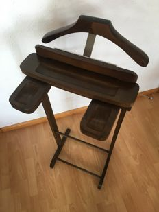 Unknown designer - clothes-stand/valet, with drawers for jewels.