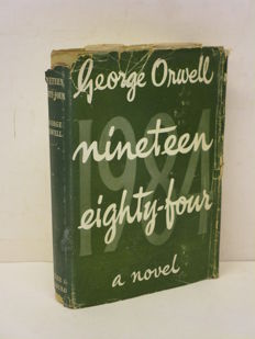 George Orwell - Nineteen Eighty-four - 1950