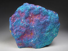 Beautiful multicolour bornite 'peacock ore'. - 11,5x10x6,5 cm. - 1700 gr
