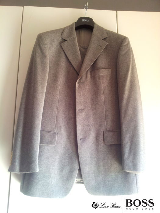 Hugo Boss - Suit - Loro Piana fabric
