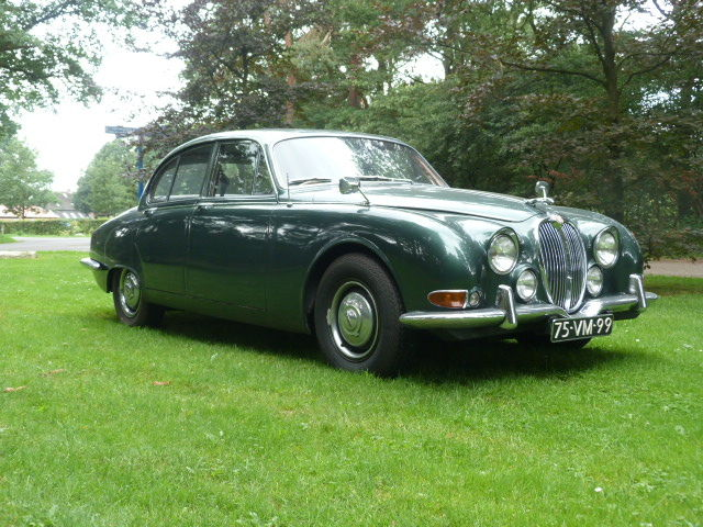 Jaguar - S-type 3,8 liter - 1965