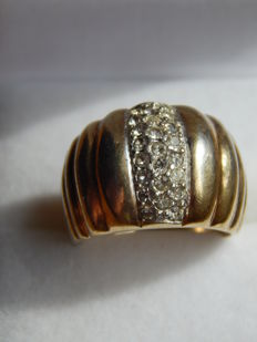 Antique Dome Ring
