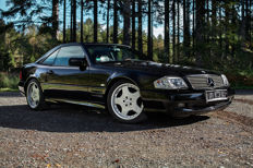Mercedes-Benz - SL 500 - 1990
