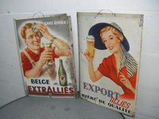 Extra & Export Alliés Belge 1951