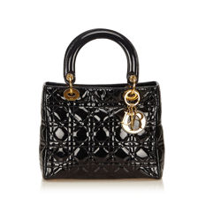 Dior - Patent Leather Lady Dior