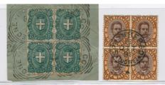 Italy, Kingdom – 1889/1942 – Selection of stamps