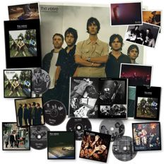 The Verve ~ Urban Hymns ~ Limited Edition 5CD/DVD Deluxe Box Set ~ Poster  ~ Hardback Book + Postcards