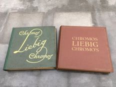 Liebig 2 full albums plus 27 series