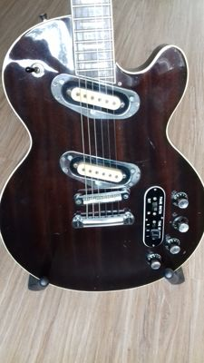 Rare Ibanez 2372 Made In Japan 1974 copy of Gibson Les Paul Recording