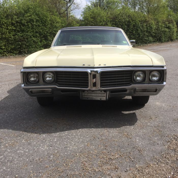 Buick - Electra coupe - 1970